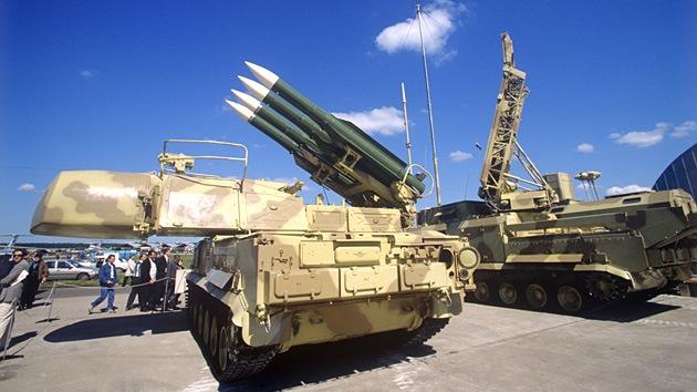 Así es el arma que pudo haber derribado al avión malasio en Ucrania