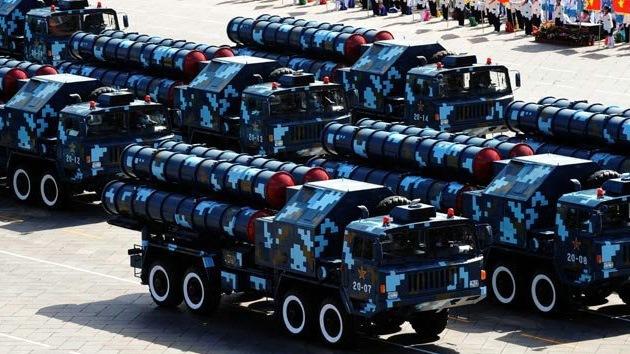 EE.UU. se muestra ''preocupado'' por la compra turca de armamento chino
