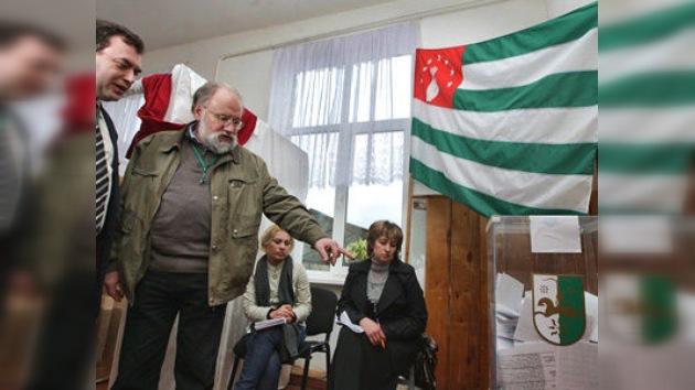 Abjasia celebrará elecciones presidenciales el 26 de agosto