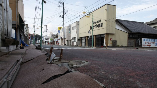 Las ciudades fantasma de Fukushima, casi tres años después de la catástrofe