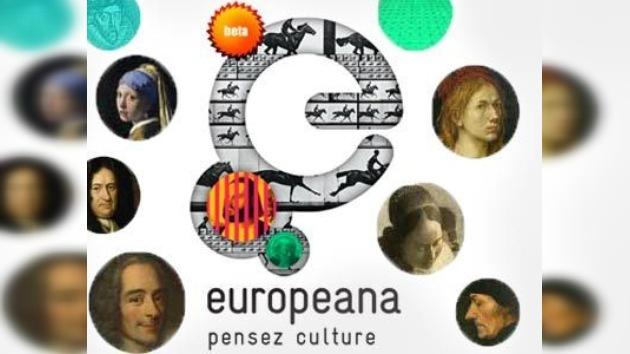 La biblioteca virtual europea unirá todas las obras de dominio público