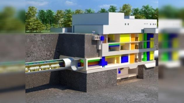 En Alemania se construye un túnel experimental de rayos X