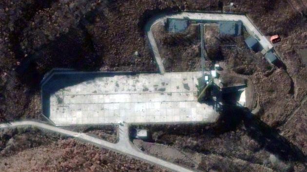 Corea del Norte suspende los preparativos para el lanzamiento del cohete