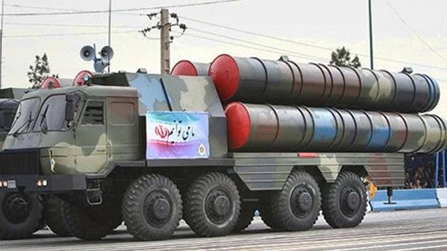 Irán construye un sistema antimisiles que supera a los S-300 rusos