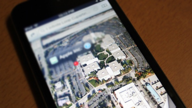 Mapas de Apple ofrecen fotos detalladas de instalaciones secretas de diversos países