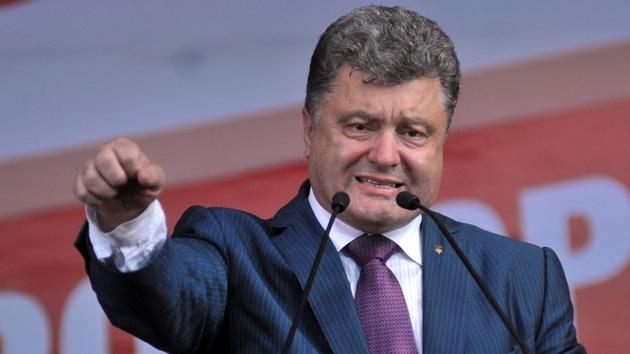 """WikiLeaks: Para EE.UU. el presidente electo de Ucrania """"es un oligarca deshonrado"""""""