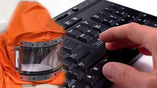 'Hackers' se aprovechan del brote de ébola para enviar virus por correo electrónico