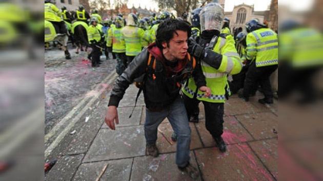 Londres se prepara para afrontar una nueva ola de protestas estudiantiles