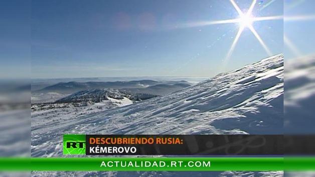 DESCUBRIENDO RUSIA : KÉMEROVO