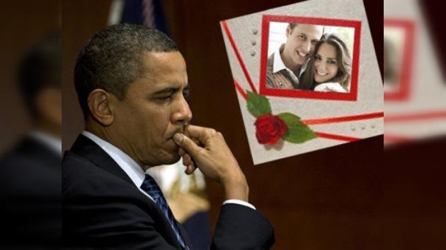 La boda más esperada del 2011 y los Obama no están invitados