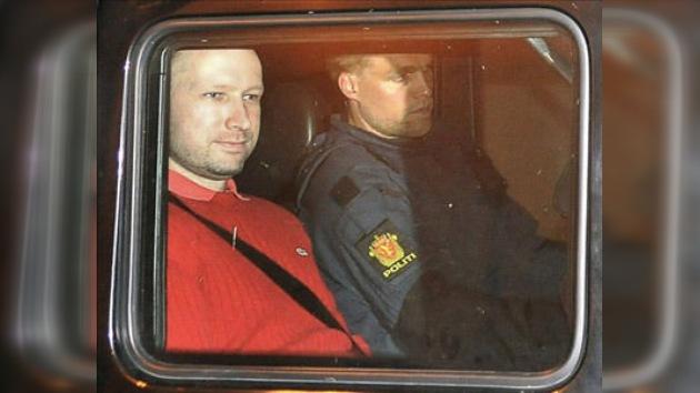 Breivik vuelve a 'la isla de la muerte'