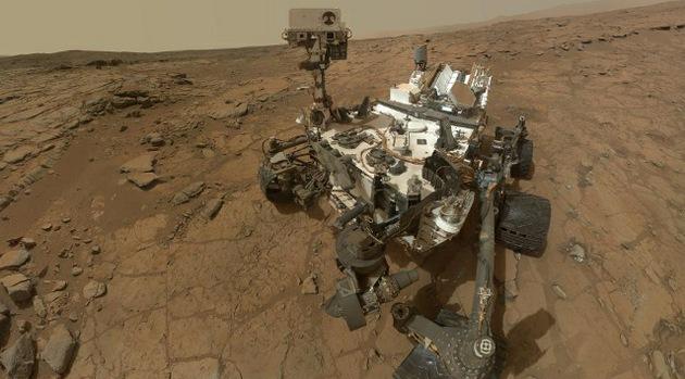 El Curiosity suspende su actividad científica por un fallo técnico