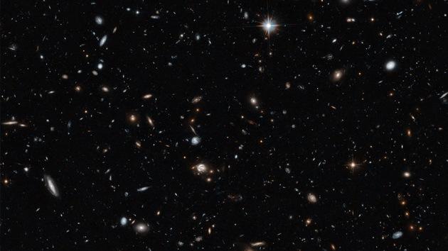 El Hubble capta una foto sin precedentes del universo