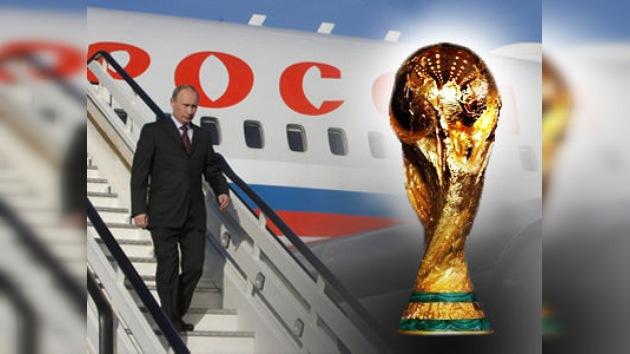 La ganadora Rusia ya se prepara para la Copa del Mundo 2018