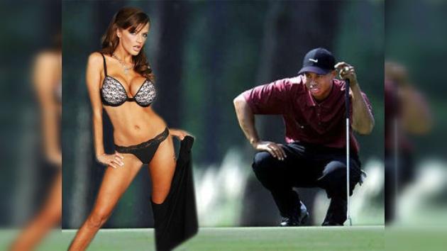 Los sexi mensajes de Tiger Woods