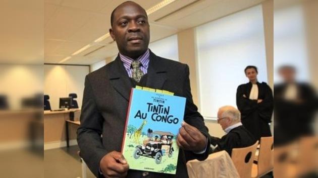 """Tintín, en el banquillo """"por racismo"""""""
