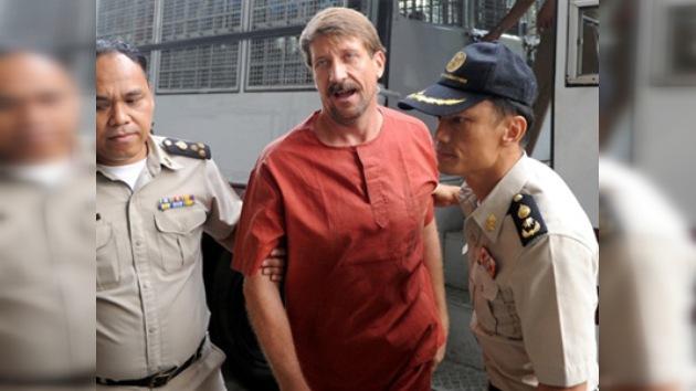 Tailandia extradita a EE. UU. al empresario ruso Víktor Bout