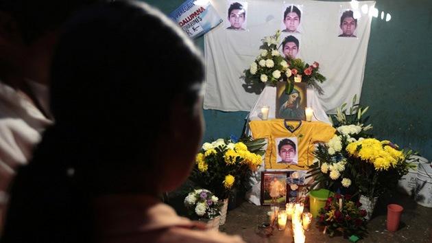 Guerrero declara tres días de luto por el estudiante de Ayotzinapa identificado