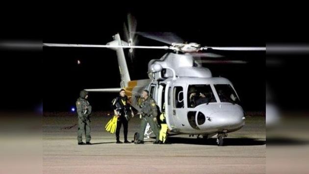 Tres desaparecidos en un accidente de helicóptero en España