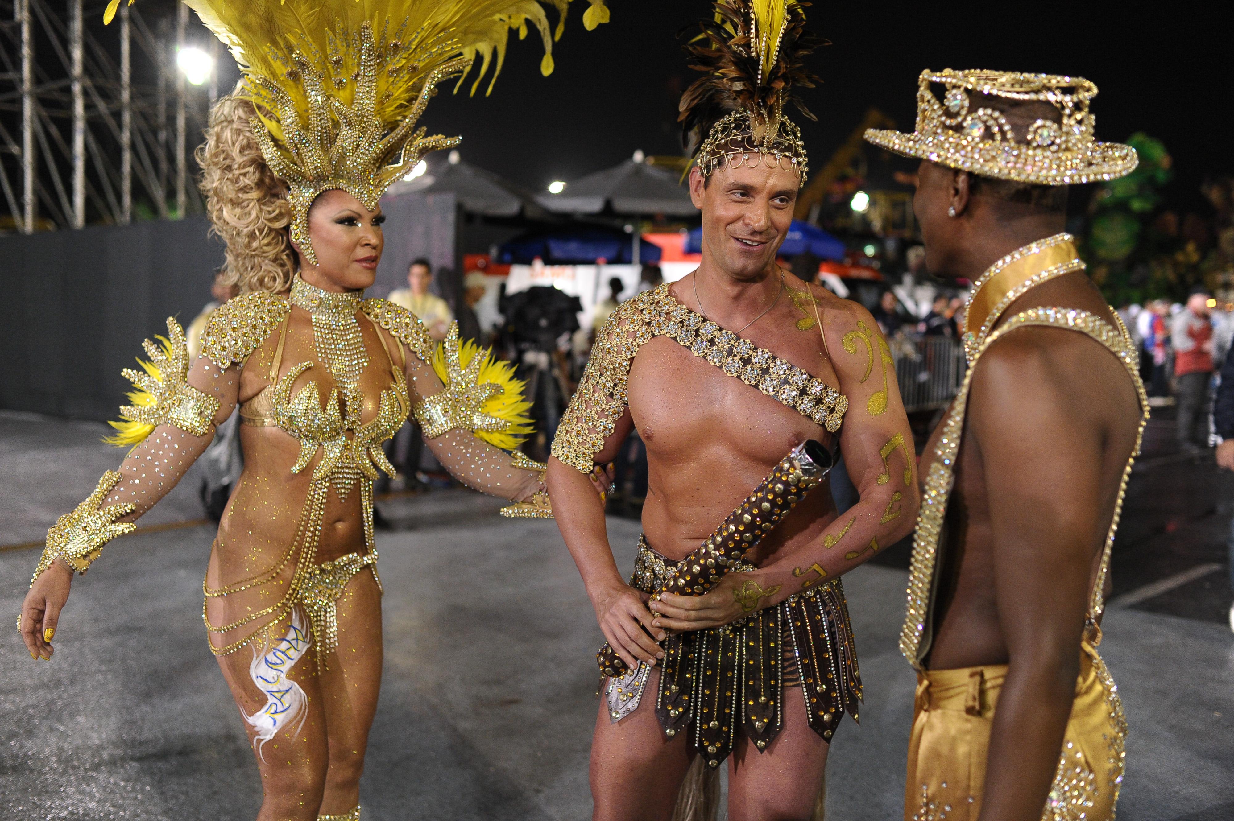 Секс карнавал бразилии