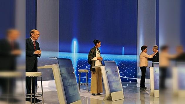 Los brasileños, preparados para elegir a la presidenta