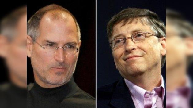 Steve Jobs murió con la carta de Bill Gates en sus manos