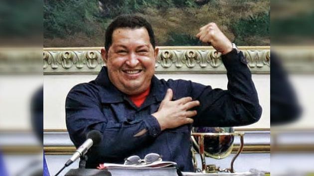 Chávez vuelve a Cuba para someterse a una nueva fase de radioterapia