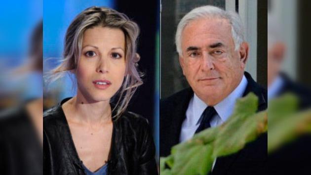Strauss-Kahn y Banon, cara a cara en la policía francesa