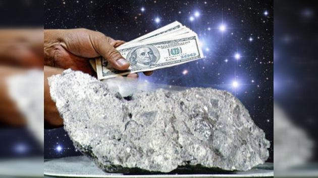 Arrestan a una mujer por intentar vender una piedra lunar por 1,7 millones de dólares