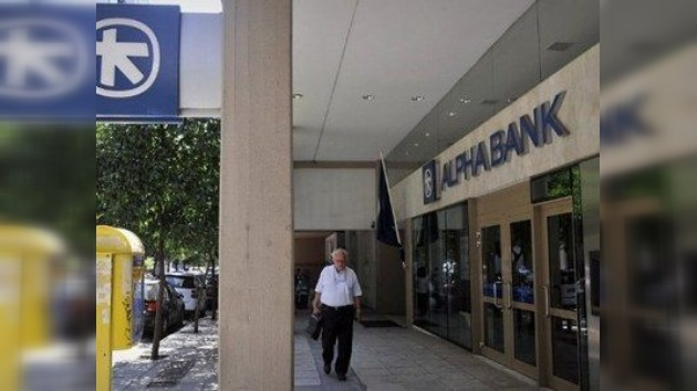 Surge en Grecia el banco más grande del sureste de Europa
