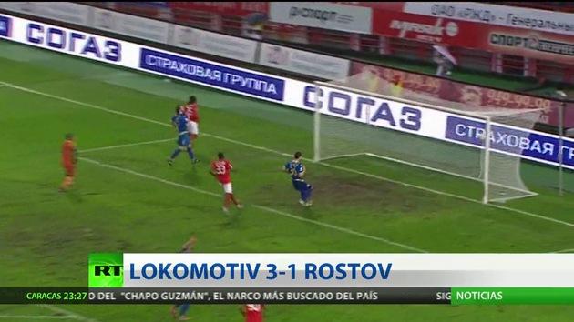 Todos los goles de la jornada 26 de la Liga Premier rusa