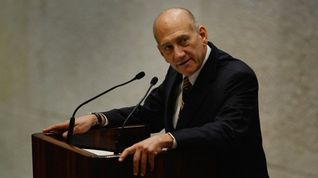 """Ex primer ministro israelí acusa a Netanyahu de tener """"paranoias"""" sobre Irán"""