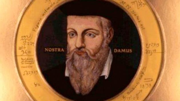 10 predicciones sorprendentemente precisas de Nostradamus