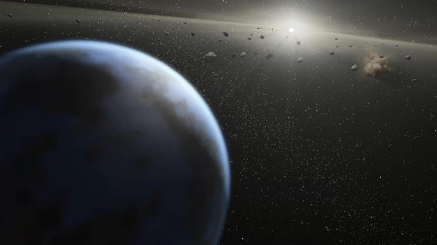Un telescopio privado alertará del impacto de asteroides contra la Tierra