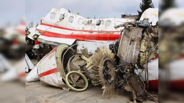 Anuncian en Moscú las causas del siniestro del avión presidencial polaco