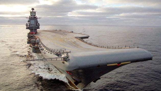 Unos 30 buques de guerra rusos, rumbo a las maniobras del mar de Barents