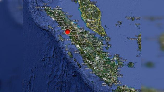 Un terremoto de 7,8 grados de magnitud sacude las costas de Indonesia