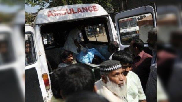 Explosión en un tribunal de Nueva Delhi deja varios muertos y heridos