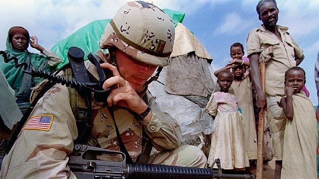 EE.UU. revela que operaba en Somalia en secreto desde 2007