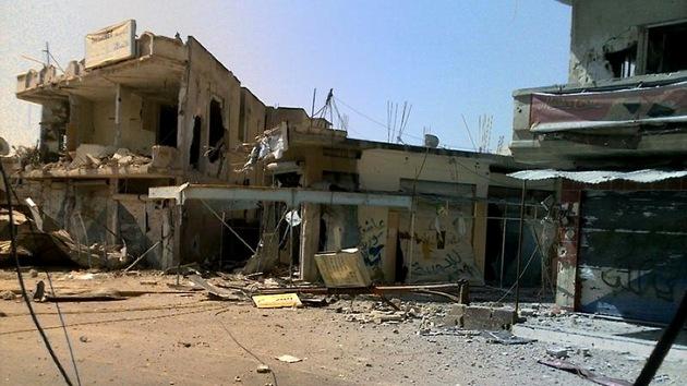 La oposición siria demanda a la ONU que Rusia no obstaculice la intervención en el país