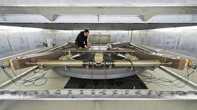 Los giróscopos láser miden la rotación de la Tierra con una exactitud 6 veces mayor