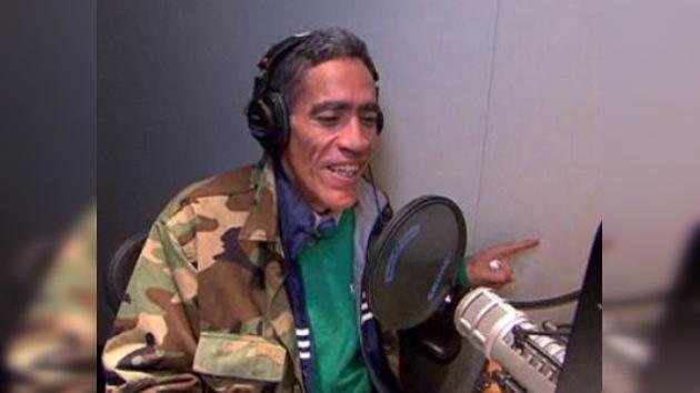 El vagabundo de la 'voz de oro' ya tiene empleo