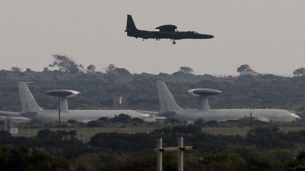 Reino Unido prohíbe a EE.UU. usar sus bases para atacar a Siria