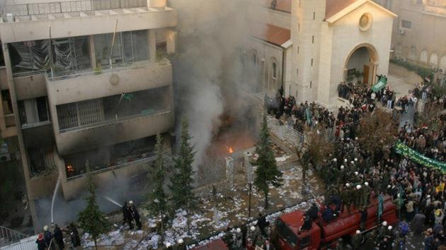 Siria: los rebeldes se enfrentan con las tropas de élite de Al Assad
