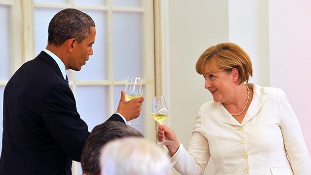 Estados Unidos y Alemania acuerdan reuniones para tratar el tema del espionaje