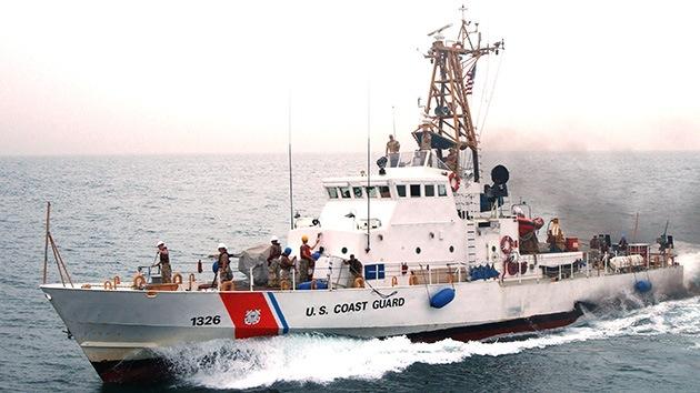 Un buque de EE.UU. lanza un disparo de advertencia a un barco pesquero iraní