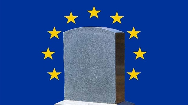 """Político alemán: """"La caída de la eurozona es solo cuestión de tiempo"""""""