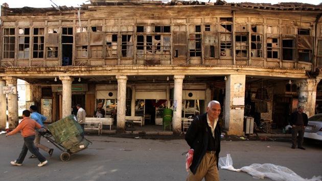 El multimillonario programa de EE.UU. para reconstruir Irak ha fracasado
