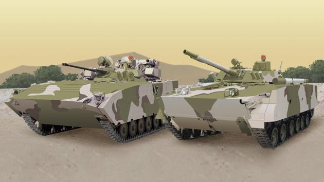 La guerra más fría: Rusia desarrolla vehículos de combate para el Ártico