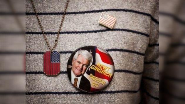 Newt Gingrich, nuevo máximo favorito de las primarias republicanas